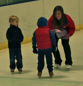 Ice Skating Lessons Toronto