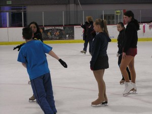 Figure Skating Lessons Pickering